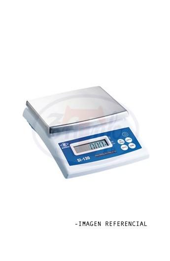 Balanza Solo Peso Semi-Precision 1,5 Kg. Cubierta Acero Inox.