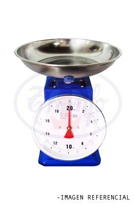 Balanza mecánica de cocina 20 Kilos