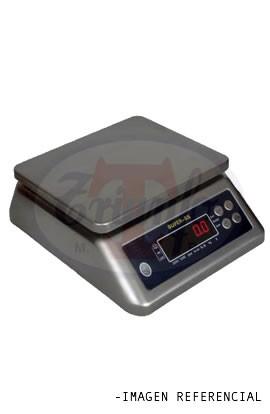 Balanza Solo Peso Semi-Precision 30 Kg.