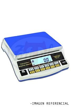Balanza Solo Peso 15 Kg. LCD