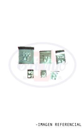 Láminas de aluminio 0,5 Gr.