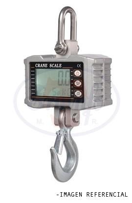 Balanza de Colgar Electronica 300 Kilos Aluminio