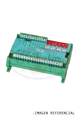 Indicador - Transmisor de peso TLU