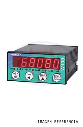 Indicador - Transmisor de peso W100