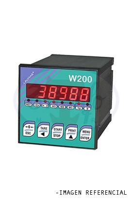 Indicador - Transmisor de peso W200ANA