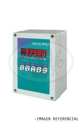 Indicador - Transmisor de peso W200IP