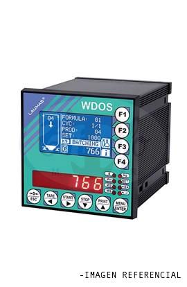 Indicador - Transmisor de peso WDOS