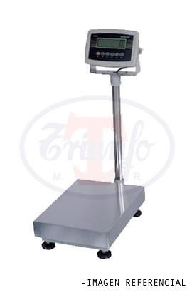 Plataforma de Piso 300 Kg. Solo Peso