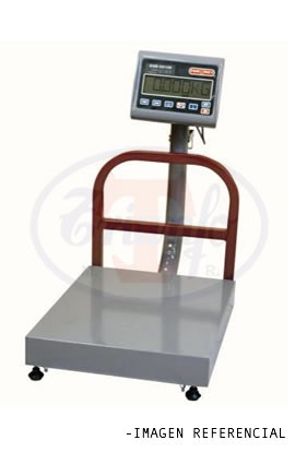 Plataforma de Piso 100 Kg. Solo Peso Torrey