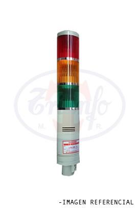 Kit sistema de control semáforo de 3 Luces