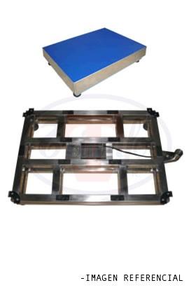 Plataforma Acero Inoxidable - 60 x 60 cm