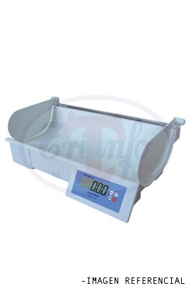 Balanza de uso Medico Pesa Lactante 20 Kg poruña anatomica