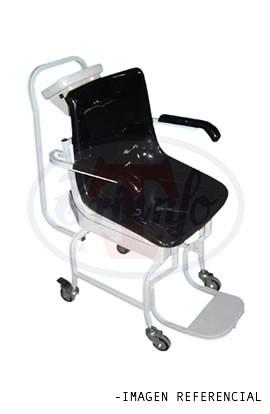 Balanza de uso Medico con Silla Anatómica 200 Kg.