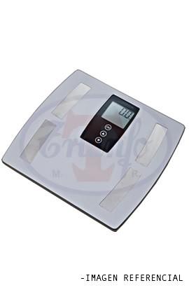 Balanza de Baño mide H2O y grasa 150 Kg.