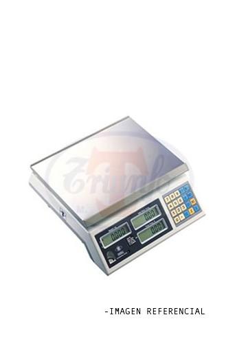 Balanza digital 30 Kilos LCD con Luz