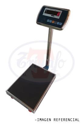Plataforma de Piso 60 Kg. Solo Peso Indicador LP