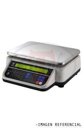 Balanza digital 15 Kilos con impresora