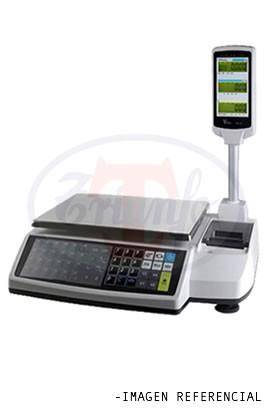 Balanza digital 15 Kilos con impresora DIGI