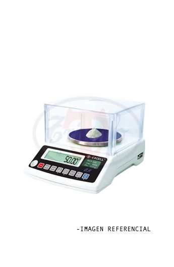 Balanza de Precision 300 Gr. Excell con cupula