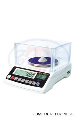 Balanza de Precision 600 Gr. Excell con cupula