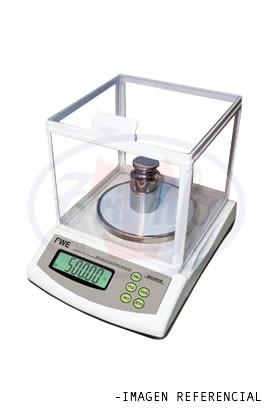 Balanza de Precision 200 Gr. Con cupula y display remoto